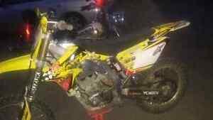 motocross rxz 450 poss echange pour un cote a cote
