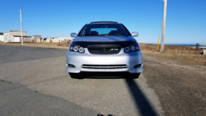 2006 TOYOTA COROLLA SPORT / REAL LITTLE GAS SAVER