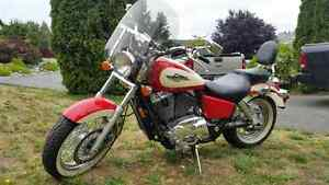 1997 Honda Shadow 1100 ACE *like new*