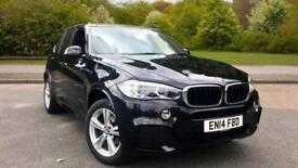 2014 BMW X5 xDrive 3.0d M Sport Auto with  Automatic Diesel Estate