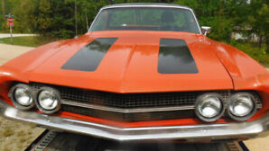 1970 GT RANCHERO FRAME OFF RESTO!     BLOW OUT PRICE!!!!!!!!!!!!