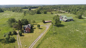 Farm in the City, big road frontages, retail ag-biz opportunity!