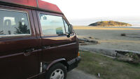 Visiting BC? Rent a VW Westfalia - Vanagon/Eurovan