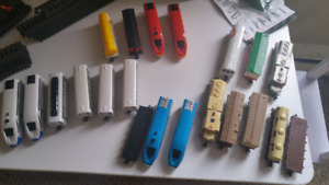 Power train set
