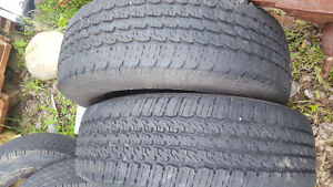 Used continental tires