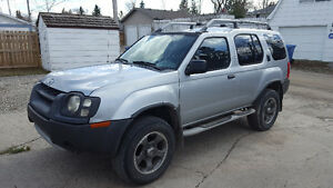 2002 Nissan Xterra - With Lots of recent upkeep