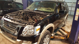 2006 Ford Explorer SUV, Crossover PARTING OUT