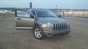 2008 Jeep Compass Limited SUV, Crossover
