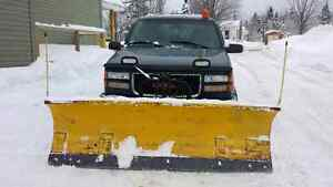 1999 GMC Yukon with or without plow