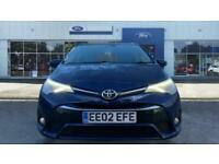 2015 Toyota Avensis 1.8 Business Edition Plus 5dr CVT Auto Petrol Estate Estate