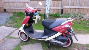 PGO Metro 125cc scooter