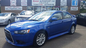 "CERTIFIED 2015 LANCER SE ""LIMITED"" $149BiWk - ONLY 10K - YORKTON"