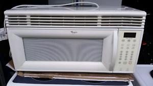 Fridge - stove - convection oven