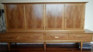 Beautiful Sideboard with light finished wood