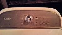 WHIRLPOOL CABRIO WASHER FOR PARTS OR REPAIR