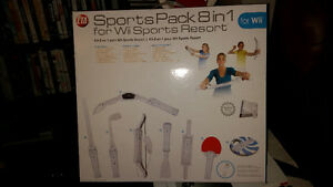 8 in 1 Sports pack