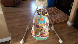 Fisher Price Baby Swing - Excellent Condition Like New