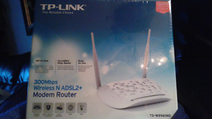 Modem router (neuf)