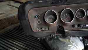 dash complet b body 1971-74 charger