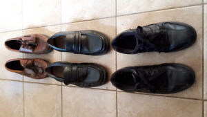 For sale, Mens casual and dress shoes