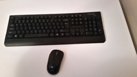 Tv box keyboard with mouse