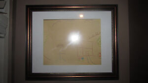 Child artwork frame that opens and stores their masterpieces Windsor Region Ontario image 4