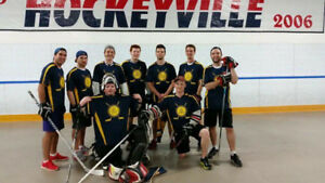 Spring Slam Ball Hockey Tournament