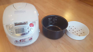 Rice Cooker 3-in-1 (5.5 cups) Tiger Brand