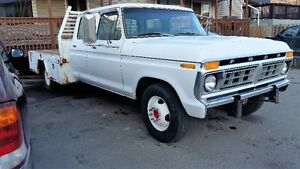 1978 Ford F-350 Crew