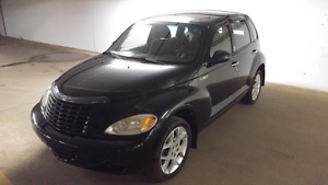 2005 Chrysler PT Cruiser Base SUV, Crossover