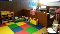 Home Daycare Full Time Spot Available (Windsor Park)