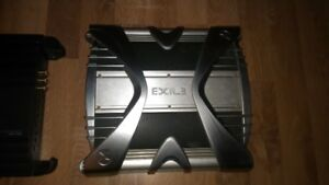 EXILE AUDIO X300.2 2 CHANNEL AMP 4 SALE OR TRADE