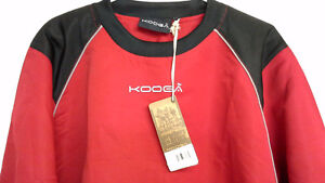 Kooga rugby pull over, wind breaker NEW. tags still attached