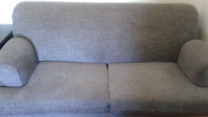 Hideaway  bed couch