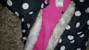 winter jacket  size 5T Kitchener / Waterloo Kitchener Area image 1