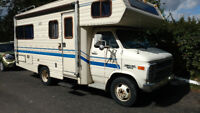 RV for rent in Prince George