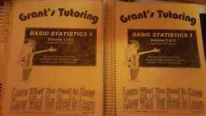 STATS 1000: Grant's Tutoring (2014 edition)