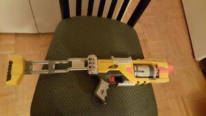5 round Nerf gun