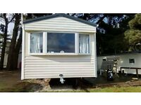Static caravan for sale on Haven Wild Duck park