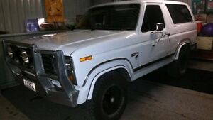 1983 Ford Bronco Goondiwindi Goondiwindi Area Preview