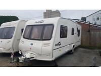 BAILEY PAGEANT PROVENCE 5 BERTH END BEDROOM 2005