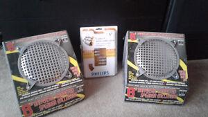 Sub and Speaker box,,(NEW)