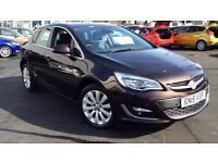 2015 Vauxhall Astra Elite Manual Petrol Hatchback