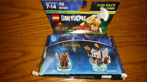 Lego Lord of the rings demension set