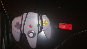 N64 Console with wires and 1 controller (working) Gatineau Ottawa / Gatineau Area image 2