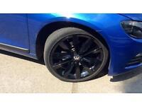 2014 Volkswagen Scirocco 2.0 TDI 177 GT 3dr (Nav/Leathe Manual Diesel Coupe