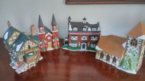 Department 56,  Dept. 56, Dickens' Village - Gad's Hill Place