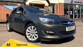 2015 Vauxhall Astra 1.6i 16V Elite 5dr Manual Petrol Hatchback