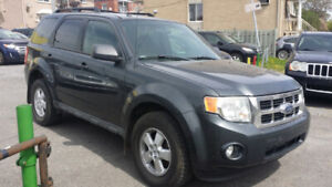 Ford Escape XLT 2009 129 000KM