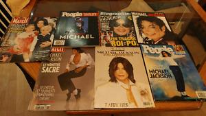 Michael Jackson : Ma collection